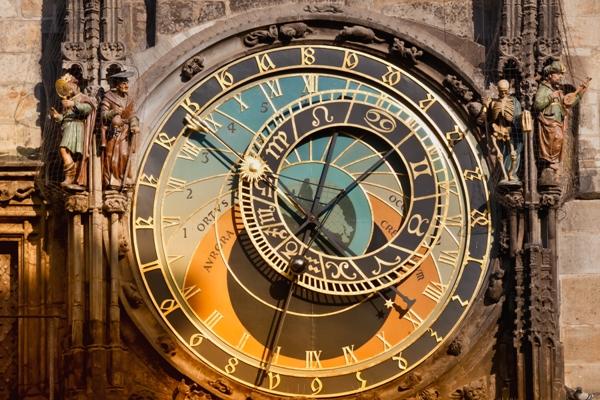 Praga, Ceasul Astronomic
