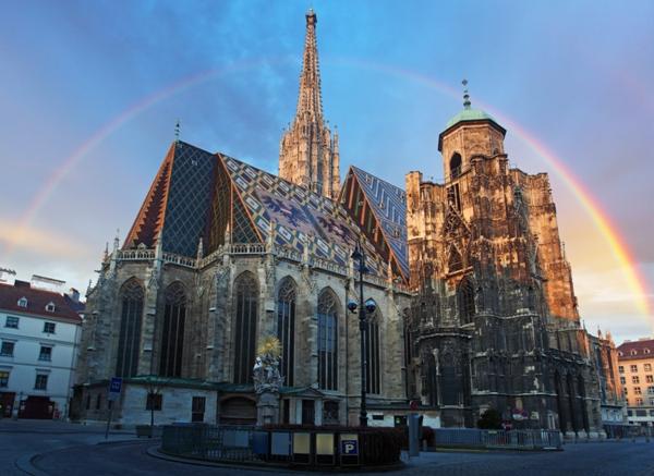 Stephansdom, Viena