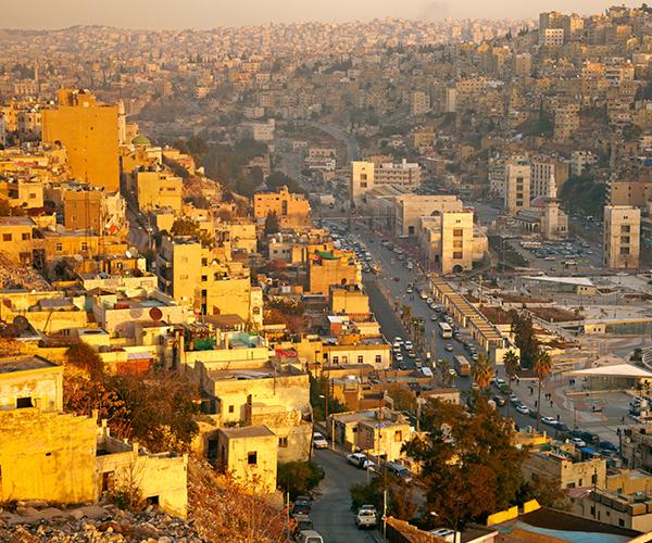 Panorama Amman
