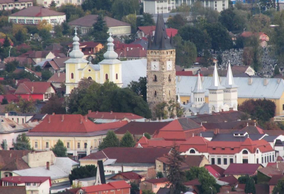 Cladiri din Baia Mare