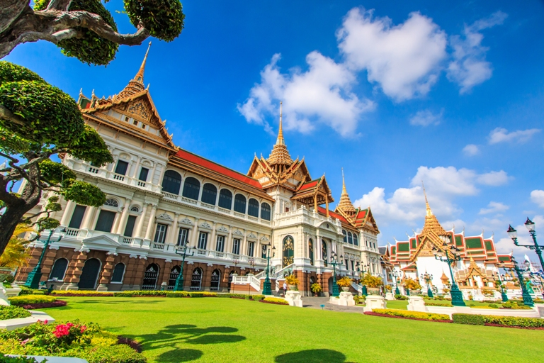 Palatul Regal, Bangkok