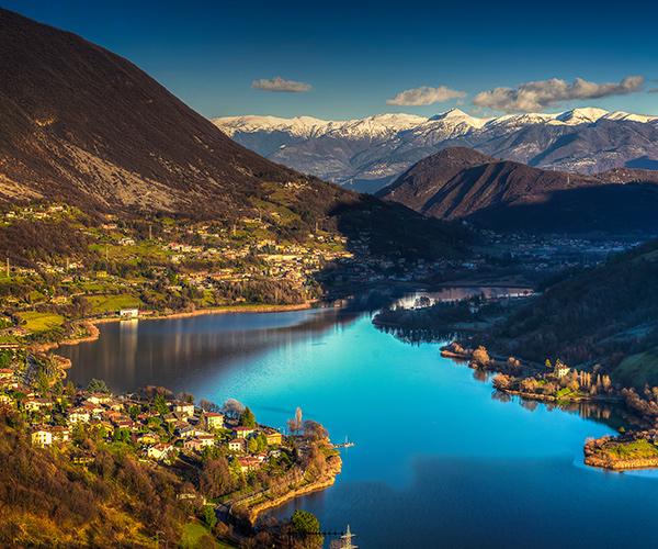 Lac langa Bergamo