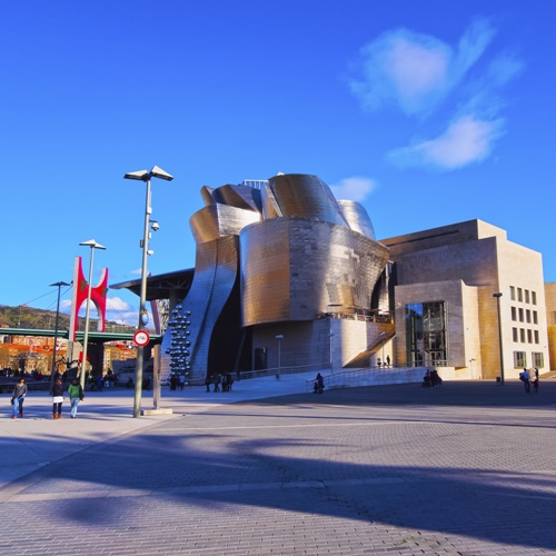 Muzeul Guggenheim, Bilbao