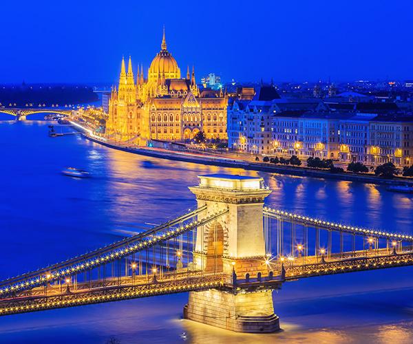 Podul cu Lanturi, Budapesta