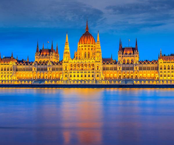 Palatul Parlamentului, Budapesta