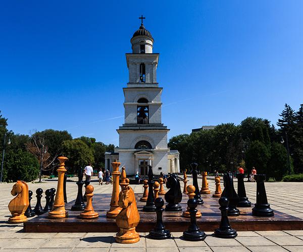 Catedrala Nasterii Domnului, Chisinau