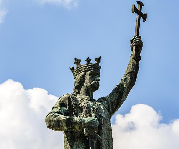 Statuia lui Stefan cel Mare, Chisinau