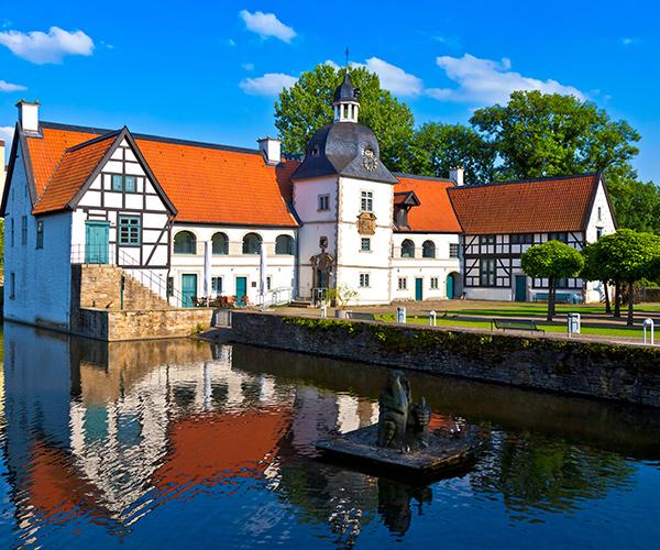 Palatul Haus Rodenberg, Germania