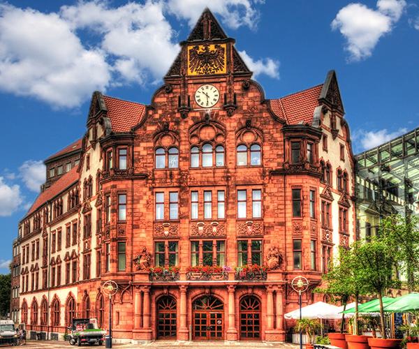Altes Stadhaus, Dortmund