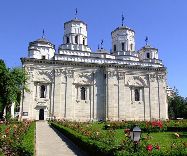 Manastirea Golia, Iasi, Romania