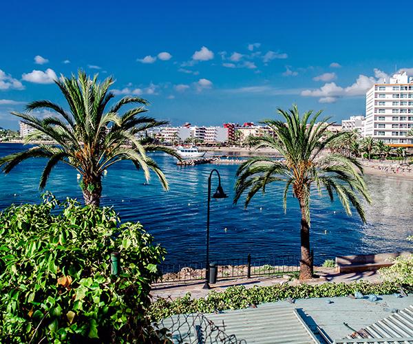 Palmieri in Ibiza