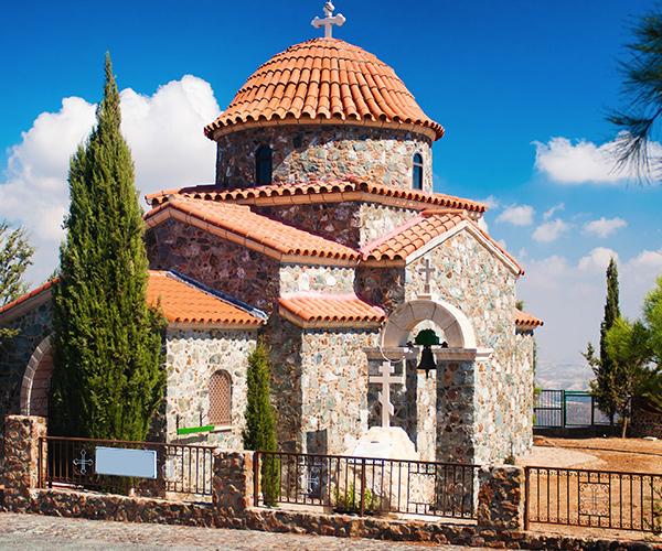 Larnaca, Templul Stravovanie