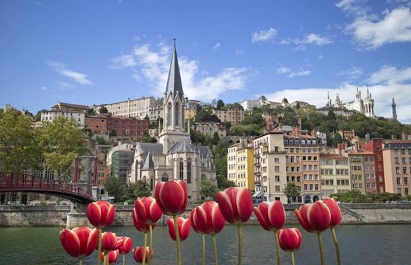 Lyon, Franta