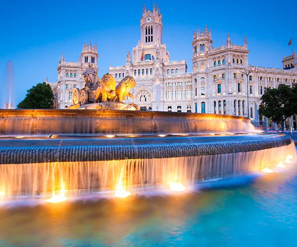 Madrid, Spania