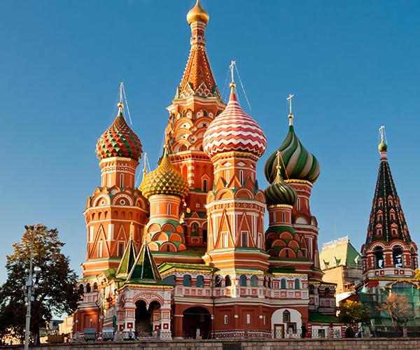 Catedrala Sf Vasile, Moscova