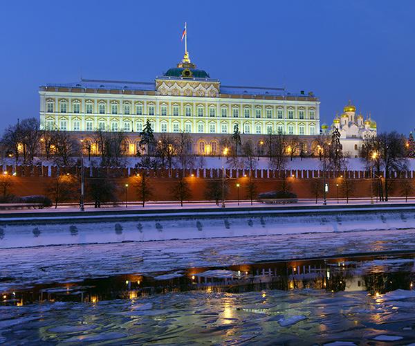 Kremlin, Moscova, Rusia