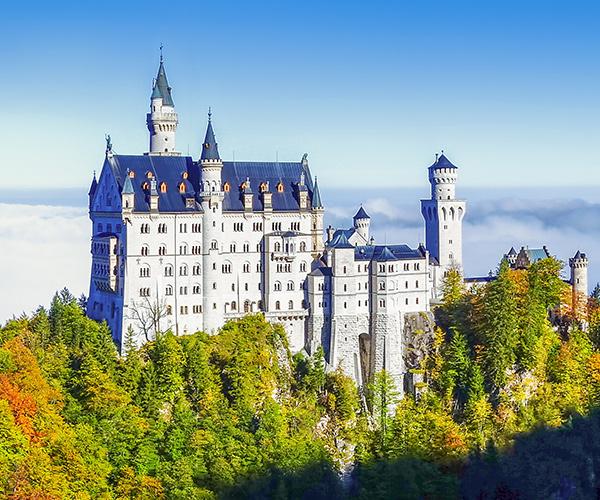 Munchen, Castelul Neuschwanstein