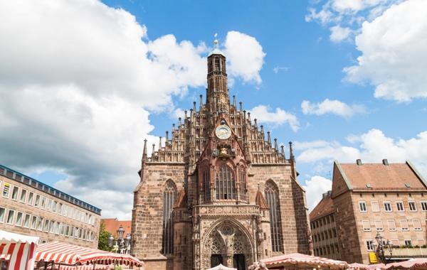 Biserica Maicii Domnului, Nuremberg