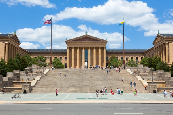 Muzeul de Arta, Philadelphia