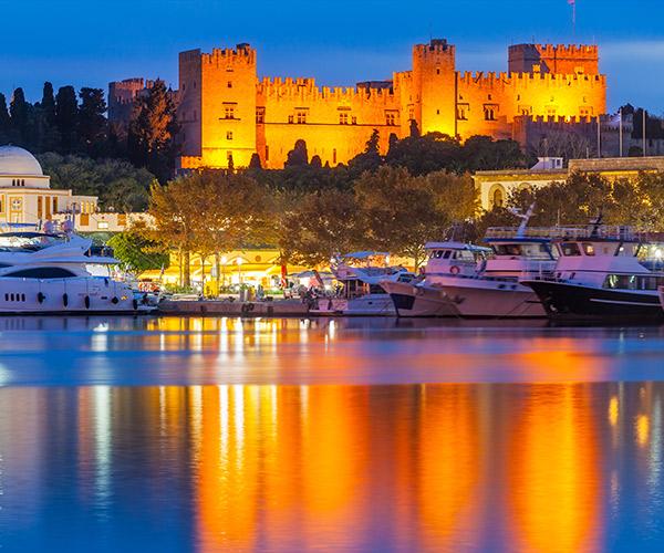 Castelul Cavalerilor, Rodos