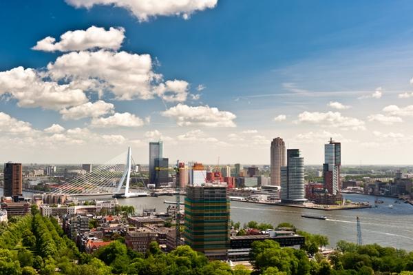 Panorama Rotterdam, Olanda