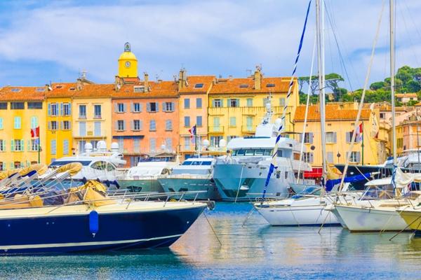 Saint Tropez, Franta