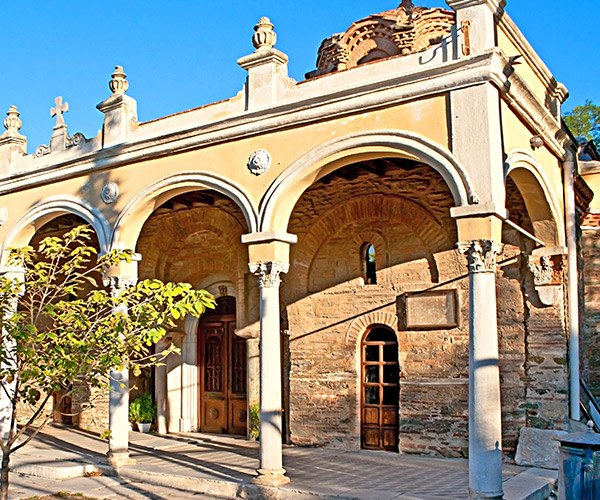 Salonic, Manastirea Vlatadon