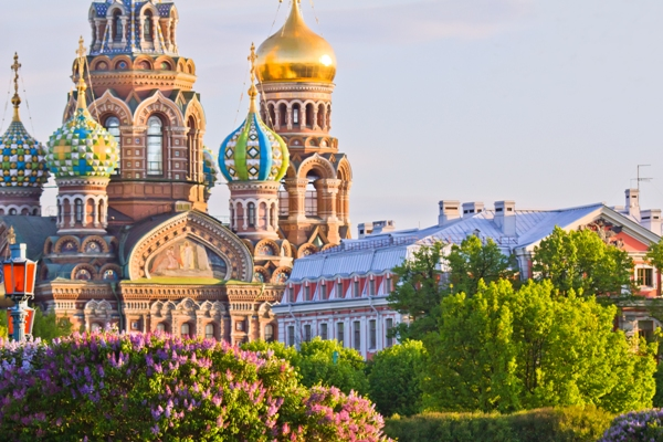 Biserica Mantuitorului, Sankt Petersburg