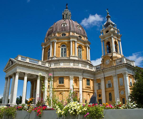 Bazilica Superga, Torino