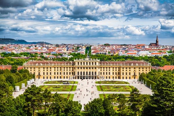 Viena, Schonbrunn