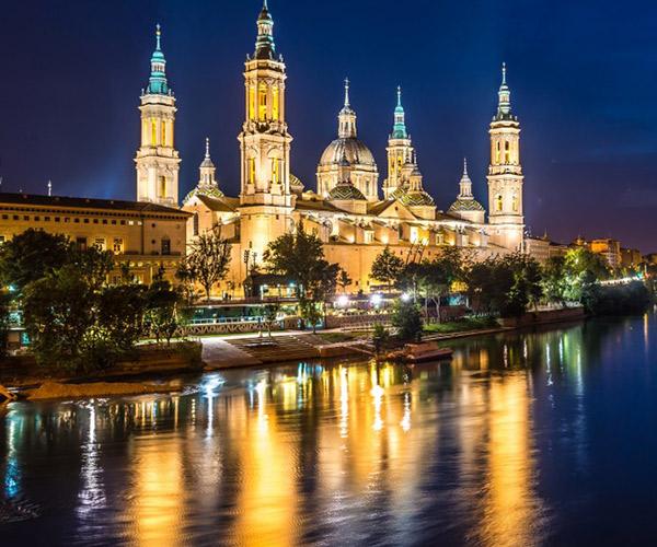 Zaragoza, Spania